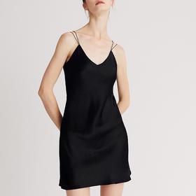 Zeroth.Lab 私奔·真丝吊带裙 | 6A级桑蚕丝,柔凉似水,一件穿出万种风情