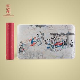 孙温红楼艺术桌垫