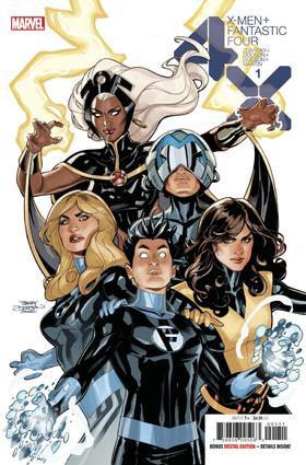 X战警 神奇四侠 X-Men Fantastic Four