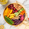 12种综合果蔬干混合装250g 秋葵干什锦果蔬脆脱水蔬菜干零食即食蔬果干健康零食 特惠装果蔬脆 商品缩略图0