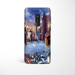 【同型号买一赠一】人民网 三星Galaxy S8/S8P/S9/S9P/Note 8 陪你看世界 环保彩绘手机壳 全包边保护套 12款