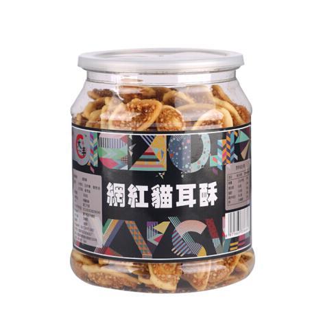 网红世纪猫耳酥320g/盒 商品图0