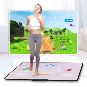 【足不出户享受运动!体感健身】宏太蓝牙跳舞健娱毯 2色可选 可投屏电视机电脑 单人家用 减脂跑步 体感动作 促进家人互动