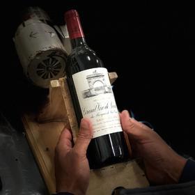 【最后2席】波尔多超二级庄龙头风范,雄狮酒庄35年垂直品鉴会