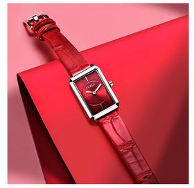 FURLA 芙拉手表|女意大利进口都市轻奢气质商务职场小方盘女表