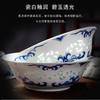 """富玉 """"鸳鸯""""青花玲珑餐具 多款配置可选 商品缩略图1"""