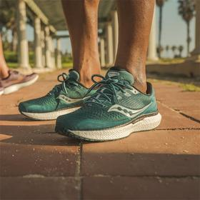 现货新品 Saucony索康尼 TRIUMPH胜利18 男子跑鞋 缓震 马拉松