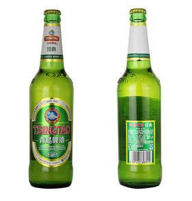 青岛啤酒8°500mj