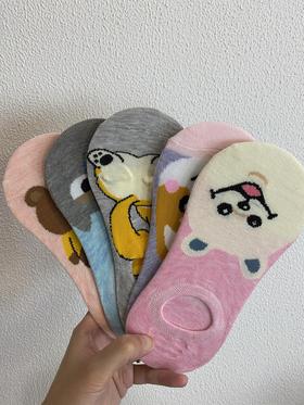 【731直播 江浙沪包邮】男女袜子 13.9元10双 均码