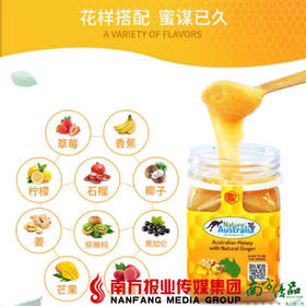 【全国包邮】澳大利亚进口水果蜂蜜 (72小时之内发货)