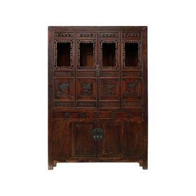 书柜雕花柜