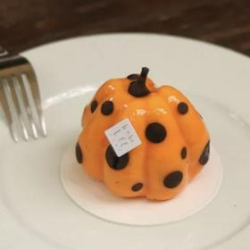 南瓜凤梨蛋糕