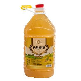 房县武农原汁二级黄酒4.8L