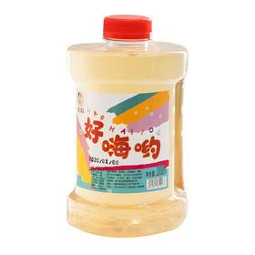 房县武农洑汁一级黄酒1000ml
