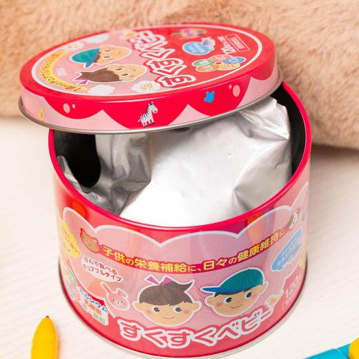 【为思礼】【买一送一】「糖果式钙粒 孩子喜欢不挑嘴」日本ZOVLA儿童综合营养钙片120粒/盒 商品图9