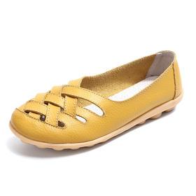 LST221新款四季休闲女鞋新款真皮鞋TZF
