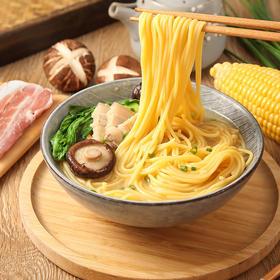 贵财家金丝玉米挂面 粗粮细作杂粮挂面 零添加 健康好食材包邮