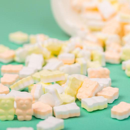 【为思礼】【买一送一】「糖果式钙粒 孩子喜欢不挑嘴」日本ZOVLA儿童综合营养钙片120粒/盒 商品图11