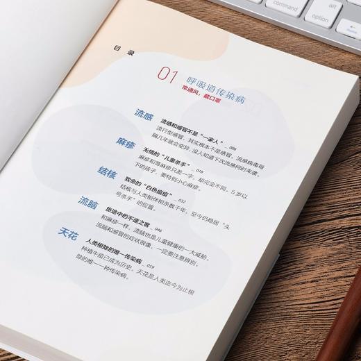 【樊登直播】张文宏说传染 张文宏亲笔讲述 商品图4