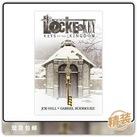 图像小说 英文原版 致命钥匙 Vol 4 Locke & Key 精装