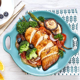 【出口日本欧盟级】优形低脂沙拉鸡胸肉100g*8袋 (赠送谷物多蛋白棒2根) 即食鸡肉 健身餐 增肌减脂轻食代餐