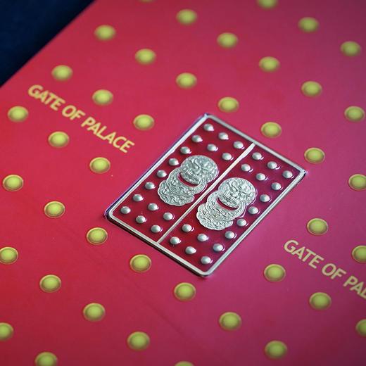 【现货】故宫建成600周年皇家宫门纪念币 商品图2