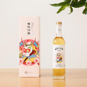 [几盏浮生X上美影 | 蟠桃仙酿桃子酒]神仙颜值 气氛果酿  500ml/瓶