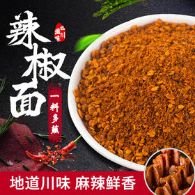 冕宁烧烤辣椒面250g蘸水烤肉腌料西昌火盆烧烤干碟火锅四川辣椒粉