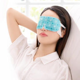 万物之本·蒸汽热敷眼罩 | 眼疲劳、难入睡,戴它舒缓