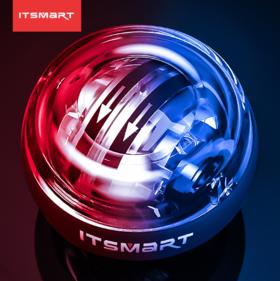 """【掌心""""黑科技"""" 让运动更快乐】ITSMART腕力球 运动训练健身离心力减压握力球"""