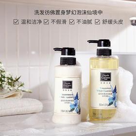 法国CG歌歌兰妮洗护系列产品(洗发露500ml+护发素300ml) 去屑止痒控油男女