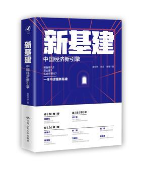 新基建——中国经济新引擎 /盘和林 胡霖 杨慧