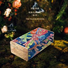 【朕的心意 故宫月饼】 锦秀时节 福系平安!匠心汇聚 只为这一盒月色!