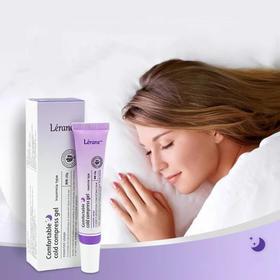 Lérane乐然尼助眠凝胶 | 睡前涂一涂,轻松入睡,夜夜好眠