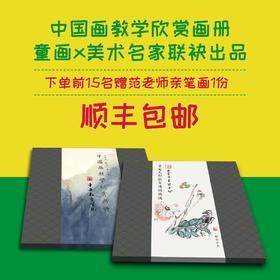 中国画教学欣赏画册