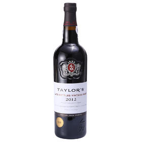 Taylor's Late Bottled Vintage泰来晚装瓶年份钵酒(利口葡萄酒)