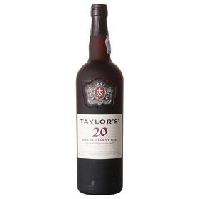 Taylor's 20 Years Old Tawny泰来二十年茶色钵酒(利口葡萄酒)