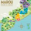 [Marou 6大产区小礼盒]精选六大可可单源产地  (共6块,24g/块) 商品缩略图10