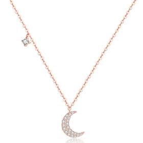 星愿·WISH 18K金钻石项链