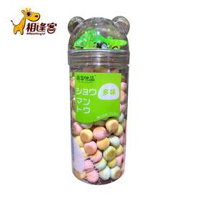 质享优品玩具版小馒头100g   多味/蛋黄味