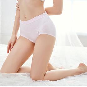 (超值特惠)SLFY801新款无缝彩棉女内裤TZF