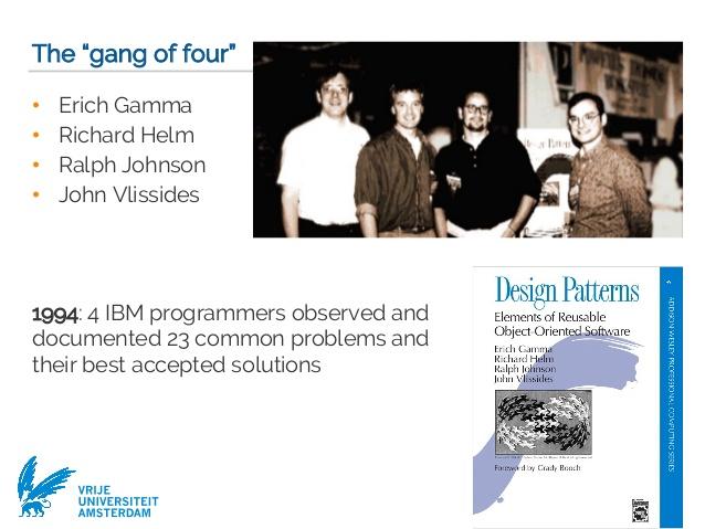 GOF-设计模式四人组