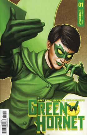 青蜂侠 Green Hornet