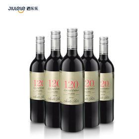 圣丽塔120限量珍藏马尔贝克干红葡萄酒