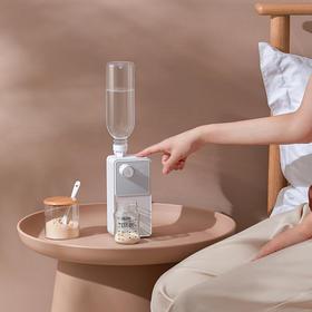 集米即热饮水机 | 3秒,让你喝到健康热水