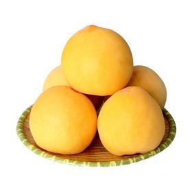 【山东】蒙阴锦绣黄桃 纯甜不酸 甜美多汁 桃子中的珍品