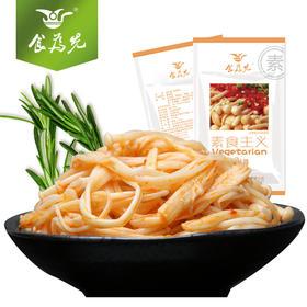 【食为先素菜系列下饭菜金针菇丝、2份】湖南休闲开胃零食特产小吃