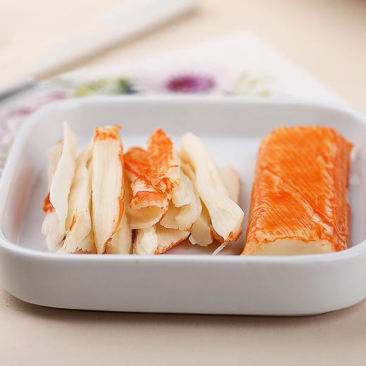 【半价特惠】江浙沪包邮【进口】客唻美组合 奶酪鳕鱼饼(原味)+蟹肉棒(原味)各3个 19.9 商品图7
