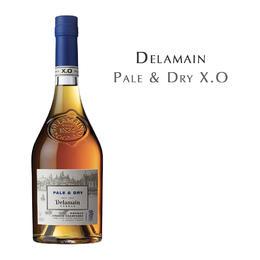 德拉曼清而淡干邑白兰地,法国大香槟区 Delamain Pale & Dry X.O. Cognac (25 YO), France Grande Champagne