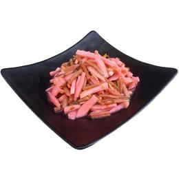 竹溪农家腌制泡菜萝卜杆200g袋装